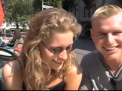 Langer Outdoor Amateurporno mit der Freundin