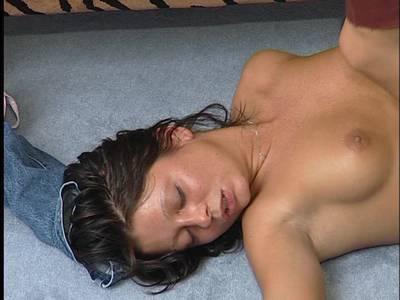 Jean Pallet poppt ein sexy Teen